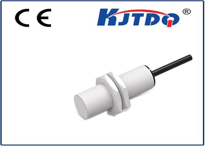 PTFE Material Capacitive Proximity Sensor Switch With Corrosion Resistant Housing