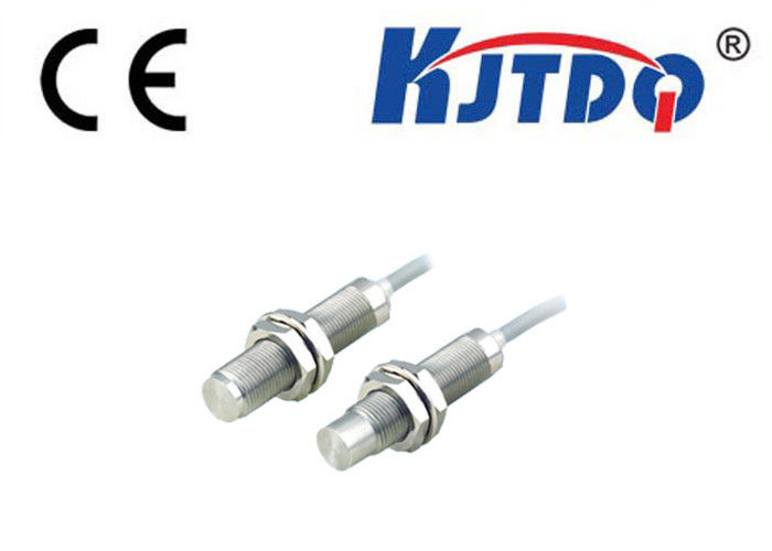 Full Metal Body Inductive Proximity Sensor , Flush And Non Flush Proximity Sensor